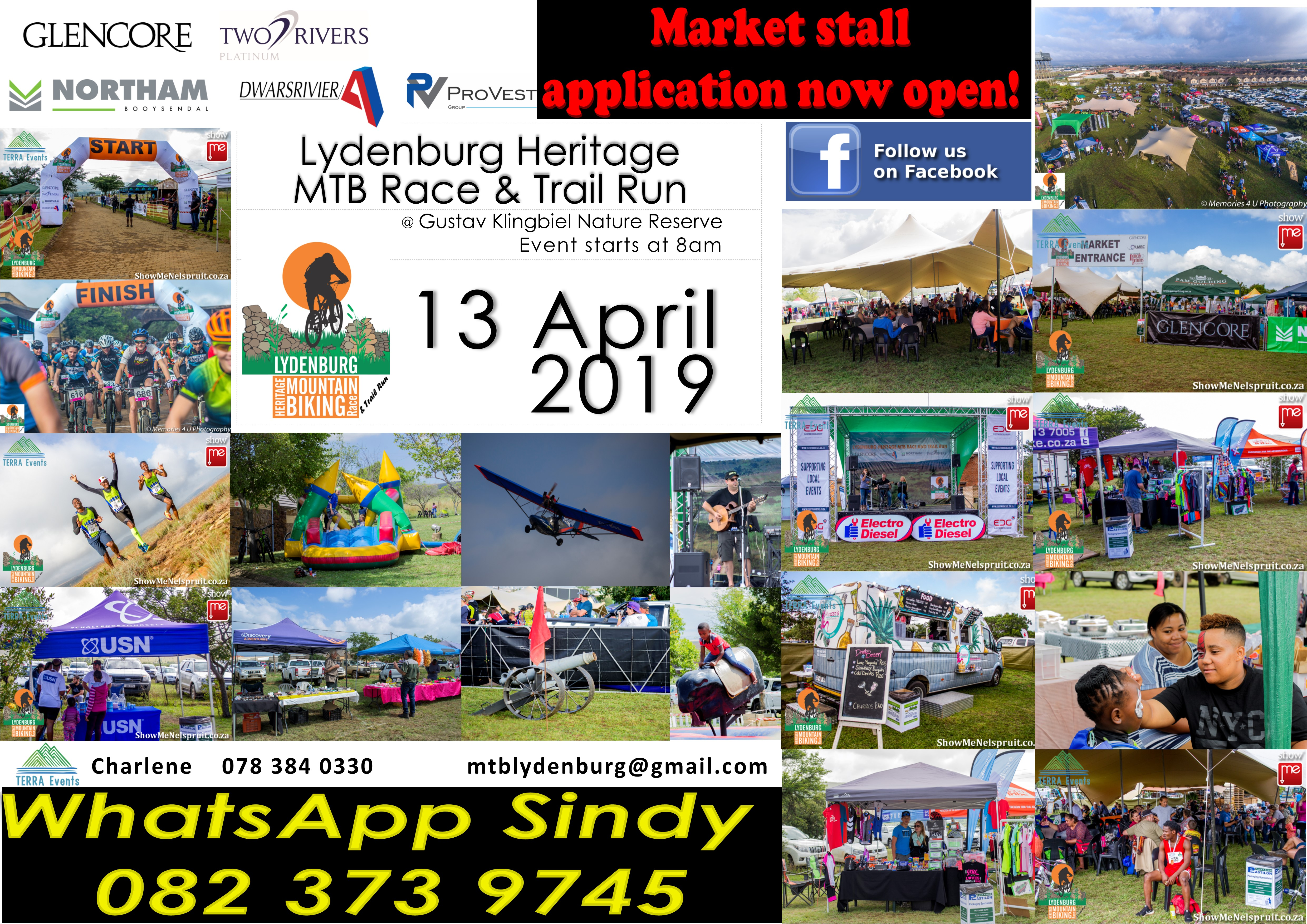 Book your Stall